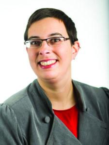 Headshot of Dr. Sarah Korpi